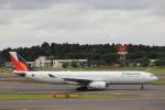 KAZFLYERさんが、成田国際空港で撮影したフィリピン航空 A330-343Xの航空フォト(写真)