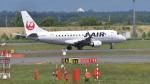 パンダさんが、新千歳空港で撮影したジェイ・エア ERJ-170-100 (ERJ-170STD)の航空フォト(飛行機 写真・画像)