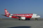 リンリンさんが、中部国際空港で撮影したエアアジア・ジャパン A320-216の航空フォト(写真)