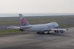 かずまっくすさんが、中部国際空港で撮影したチャイナエアライン 747-409F/SCDの航空フォト(写真)