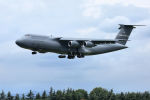 isiさんが、横田基地で撮影したアメリカ空軍 C-5M Super Galaxyの航空フォト(写真)