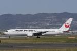 リンリンさんが、伊丹空港で撮影した日本航空 767-346/ERの航空フォト(写真)