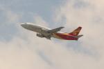 OMAさんが、香港国際空港で撮影した金鵬航空 737-36N(SF)の航空フォト(飛行機 写真・画像)