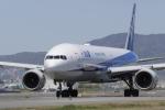 リンリンさんが、伊丹空港で撮影した全日空 777-381の航空フォト(写真)