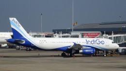 westtowerさんが、バンダラナイケ国際空港で撮影したインディゴ A320-232の航空フォト(飛行機 写真・画像)