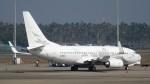 westtowerさんが、バンダラナイケ国際空港で撮影したグローバル・ジェット・オーストリア 737-7HE BBJの航空フォト(写真)
