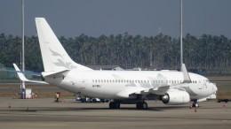 westtowerさんが、バンダラナイケ国際空港で撮影したグローバル・ジェット・オーストリア 737-7HE BBJの航空フォト(飛行機 写真・画像)