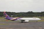 KAZFLYERさんが、成田国際空港で撮影したタイ国際航空 A330-343Xの航空フォト(飛行機 写真・画像)