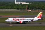 ☆ライダーさんが、新千歳空港で撮影したフジドリームエアラインズ ERJ-170-200 (ERJ-175STD)の航空フォト(写真)