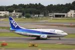 KAZFLYERさんが、成田国際空港で撮影したANAウイングス 737-54Kの航空フォト(写真)