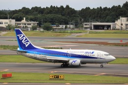 KAZFLYERさんが、成田国際空港で撮影したANAウイングス 737-54Kの航空フォト(飛行機 写真・画像)