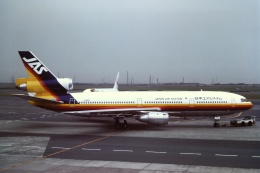 tassさんが、羽田空港で撮影した日本エアシステム DC-10-30の航空フォト(飛行機 写真・画像)