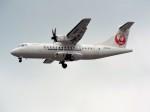 PW4090さんが、伊丹空港で撮影した日本エアコミューター ATR-42-600の航空フォト(写真)