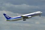 岡ちゃんさんが、中部国際空港で撮影した全日空 767-381/ERの航空フォト(写真)