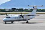Dojalanaさんが、函館空港で撮影した国土交通省 航空局 DHC-8-315Q Dash 8の航空フォト(飛行機 写真・画像)