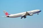 ちっとろむさんが、成田国際空港で撮影したチャイナエアライン A330-302の航空フォト(写真)