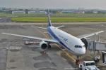 ケツメイシ宮崎~KMIさんが、宮崎空港で撮影した全日空 767-381/ERの航空フォト(写真)