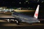 よしぱるさんが、羽田空港で撮影した日本航空 777-346/ERの航空フォト(写真)