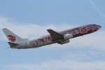 プルシアンブルーさんが、仙台空港で撮影した中国国際航空 737-86Nの航空フォト(写真)