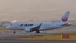 リンリンさんが、伊丹空港で撮影したジェイ・エア ERJ-170-100 (ERJ-170STD)の航空フォト(写真)