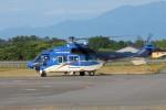 YASKYさんが、新潟空港で撮影した東北エアサービス AS332L1 Super Pumaの航空フォト(写真)