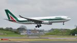 saoya_saodakeさんが、成田国際空港で撮影したアリタリア航空 A330-202の航空フォト(写真)