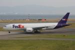徳兵衛さんが、関西国際空港で撮影したフェデックス・エクスプレス 777-FHTの航空フォト(写真)