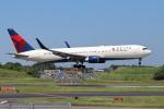 sumihan_2010さんが、成田国際空港で撮影したデルタ航空 767-332/ERの航空フォト(写真)