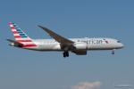 みなかもさんが、成田国際空港で撮影したアメリカン航空 787-8 Dreamlinerの航空フォト(写真)