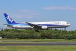 sumihan_2010さんが、成田国際空港で撮影した全日空 767-381/ERの航空フォト(写真)