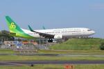 sumihan_2010さんが、成田国際空港で撮影した春秋航空日本 737-86Nの航空フォト(写真)