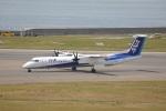 OS52さんが、中部国際空港で撮影したANAウイングス DHC-8-402Q Dash 8の航空フォト(写真)