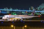 kuraykiさんが、羽田空港で撮影した日本航空 A350-941の航空フォト(飛行機 写真・画像)
