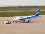 倶利伽羅Tさんが、新潟空港で撮影したANAウイングス 737-54Kの航空フォト(写真)