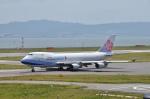 EC5Wさんが、関西国際空港で撮影したチャイナエアライン 747-409F/SCDの航空フォト(写真)