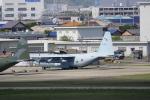リンリンさんが、名古屋飛行場で撮影した航空自衛隊 C-130H Herculesの航空フォト(写真)