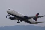 rokko2000さんが、関西国際空港で撮影したデルタ航空 767-332/ERの航空フォト(写真)