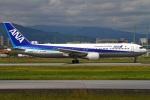 MOR1(新アカウント)さんが、福岡空港で撮影したエアージャパン 767-381/ERの航空フォト(写真)