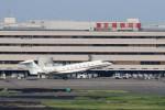 ハム太郎。さんが、羽田空港で撮影したTAG エイビエーション・アジア G650 (G-VI)の航空フォト(写真)