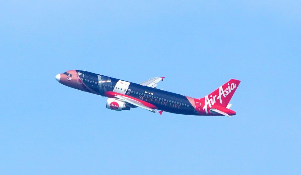 Seiiさんのエアアジア Airbus A320 (9M-AQM) 航空フォト