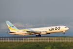 鈴鹿@風さんが、羽田空港で撮影したAIR DO 767-381の航空フォト(写真)