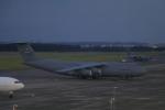 しかばねさんが、横田基地で撮影したアメリカ空軍 C-5M Super Galaxyの航空フォト(写真)