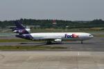 turenoアカクロさんが、成田国際空港で撮影したフェデックス・エクスプレス MD-11Fの航空フォト(写真)