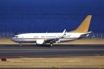 とらとらさんが、羽田空港で撮影した南山公務 737-7ZH BBJの航空フォト(写真)