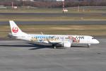 kuro2059さんが、新千歳空港で撮影したジェイ・エア ERJ-190-100(ERJ-190STD)の航空フォト(写真)