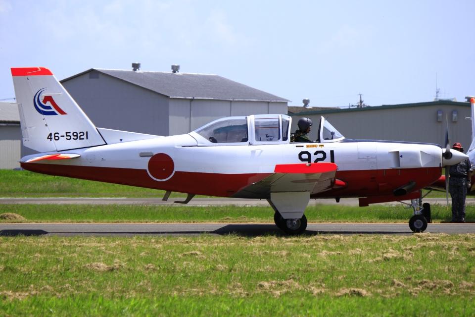 とらとらさんの航空自衛隊 Fuji T-7 (46-5921) 航空フォト