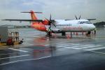 ★azusa★さんが、セレター空港で撮影したファイアフライ航空 ATR-72-500 (ATR-72-212A)の航空フォト(写真)