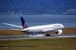 T.Sazenさんが、関西国際空港で撮影したユナイテッド航空 787-9の航空フォト(写真)