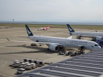 ukokkeiさんが、中部国際空港で撮影したキャセイパシフィック航空 A350-1041の航空フォト(写真)