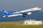 Tomo_mczさんが、中部国際空港で撮影した全日空 A320-271Nの航空フォト(写真)